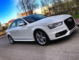 Сургут Audi A4 2012