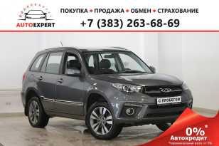 Новосибирск Tiggo 3 2017