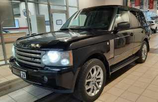 Красноярск Range Rover 2008