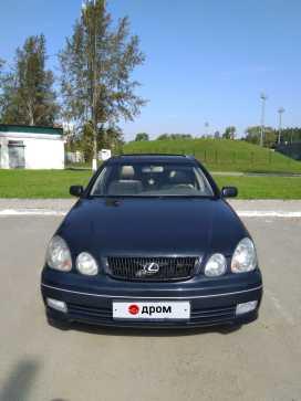 Екатеринбург GS300 2001