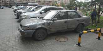 Воронеж Corolla 1990