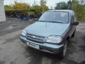 Омск Niva 2006