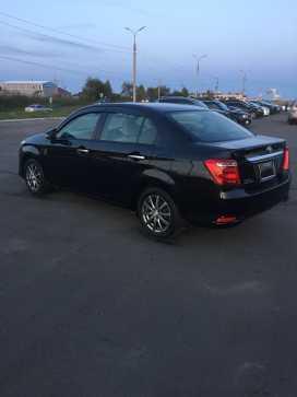 Иркутск Corolla Axio 2017