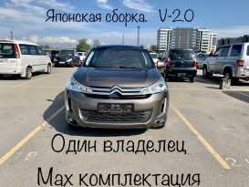 Иркутск C4 Aircross 2012