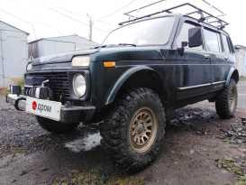 Комсомольск-на-Амуре 4x4 2131 Нива 2005