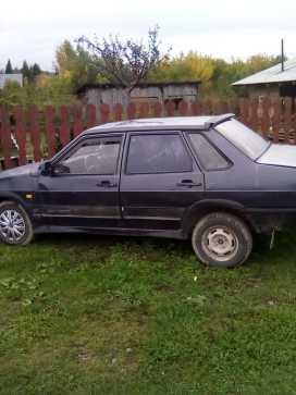 Горно-Алтайск 21099 1997