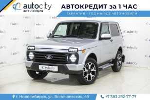 Новосибирск 4x4 2121 Нива 2019