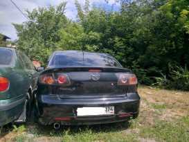 Челябинск Mazda3 2006