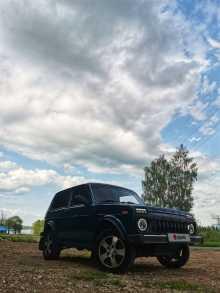 Суворов 4x4 2121 Нива 2012