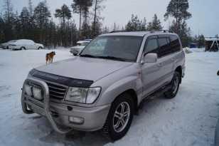 Ханская Land Cruiser 2001