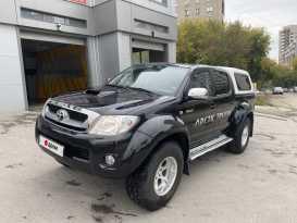 Новосибирск Hilux Pick Up 2010
