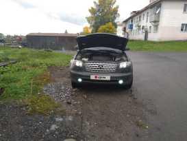 Прокопьевск FX35 2004