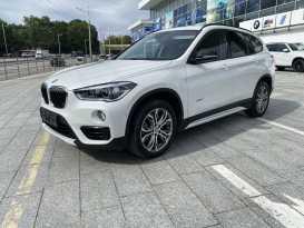 Владивосток BMW X1 2017