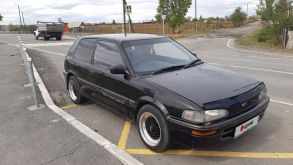 Чита Corolla FX 1991