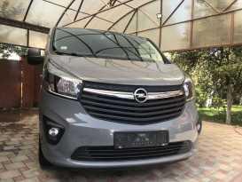 Краснодар Opel Vivaro 2017