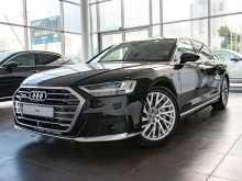 Москва Audi A8 2019