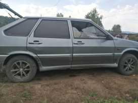 Горно-Алтайск 2114 Самара 2005