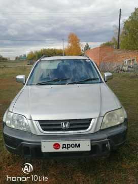 Поспелиха Honda CR-V 1997