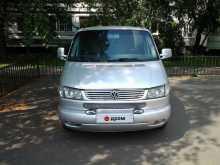 Москва Multivan 2003