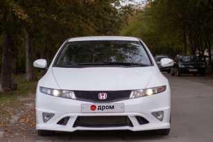 Каменск-Уральский Civic Type R 2008