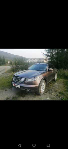 Ягодное FX35 2004