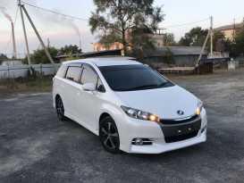 Хабаровск Toyota Wish 2012