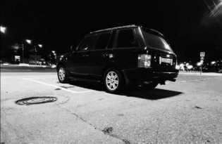Петропавловск-Камчатский Range Rover 2005