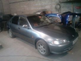 Шадринск Civic 1996