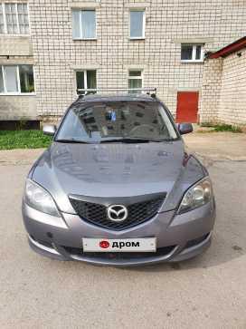 Лысьва Mazda3 2006