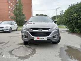 Екатеринбург ix35 2011