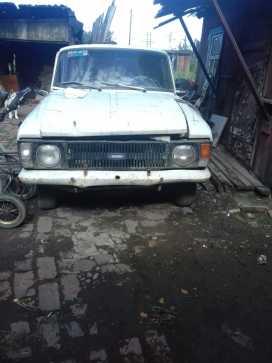 Черемхово 412 1987