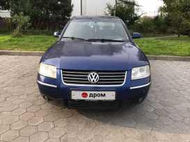 Калининград Passat 2000