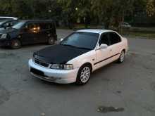 Новосибирск Domani 1997