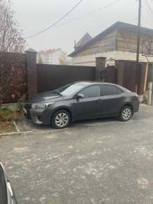 Ханты-Мансийск Corolla FX 2013
