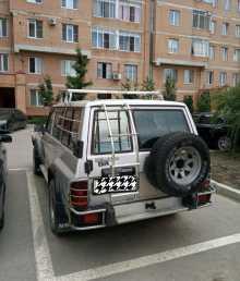Грозный Patrol 1991