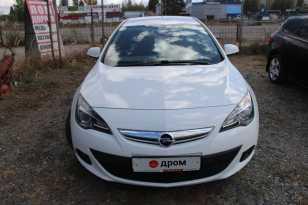 Воронеж Astra GTC 2012