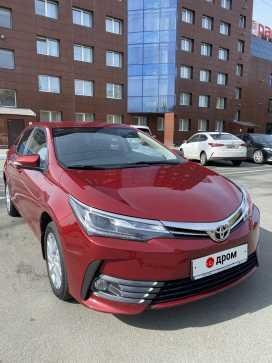 Челябинск Corolla 2016
