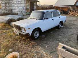 Кызыл 2107 2012