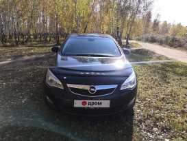 Иланский Astra 2011