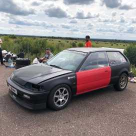 Ярославль Civic 1991