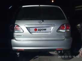 Магадан RX300 2002