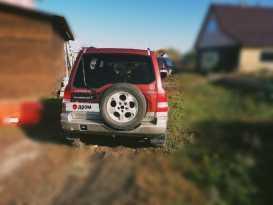 Новоалтайск Pajero iO 1998