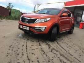 Саранск Kia Sportage 2011