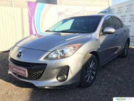 Липецк Mazda3 2013