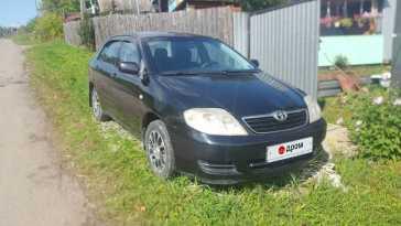 Пермь Corolla 2006