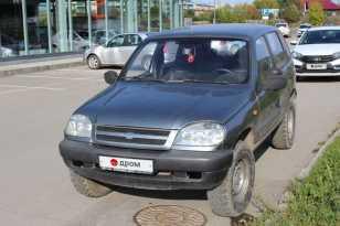 Пермь Niva 2007