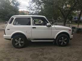 Кызыл 4x4 2121 Нива 2003