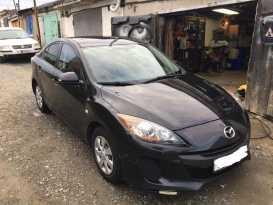 Заречный Mazda3 2011