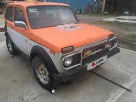 Владивосток 4x4 2121 Нива 1981