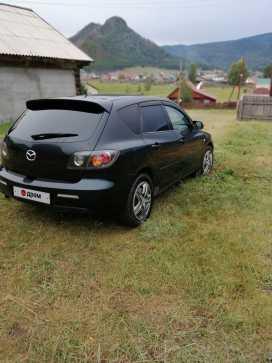 Онгудай Mazda3 2007